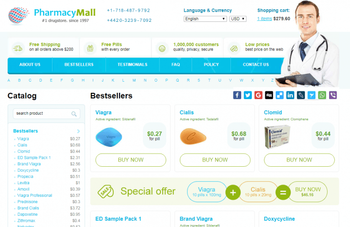 Best Online Drugstore – The Online Pharmacy that Every Customer is Looking For