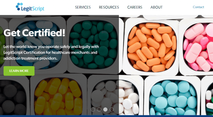 LegitScript Approved Canadian Pharmacies