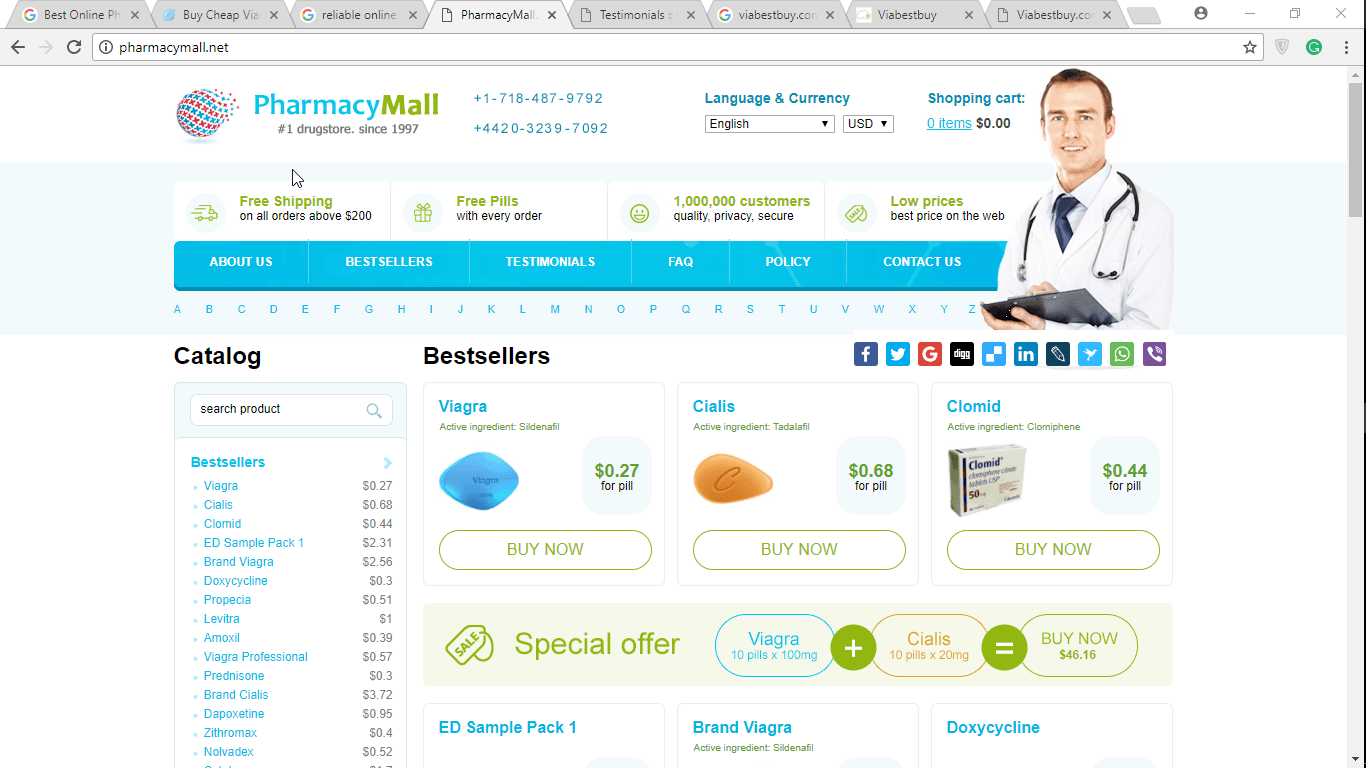 Canadian Pharmacy Online: Access Quality and Cheap Drugs