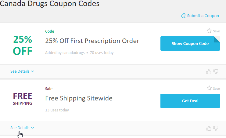 Discount Online Pharmacy Coupon Codes