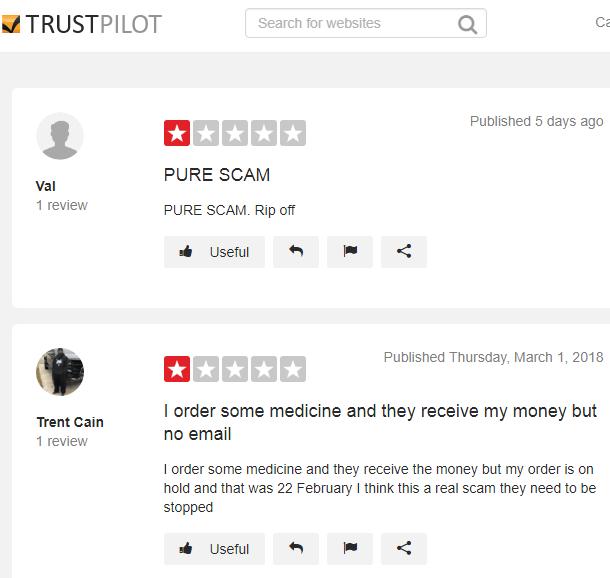 Reviews for deluxepharmacy