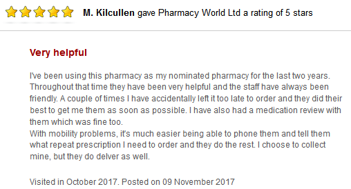 Pharmacy World Review
