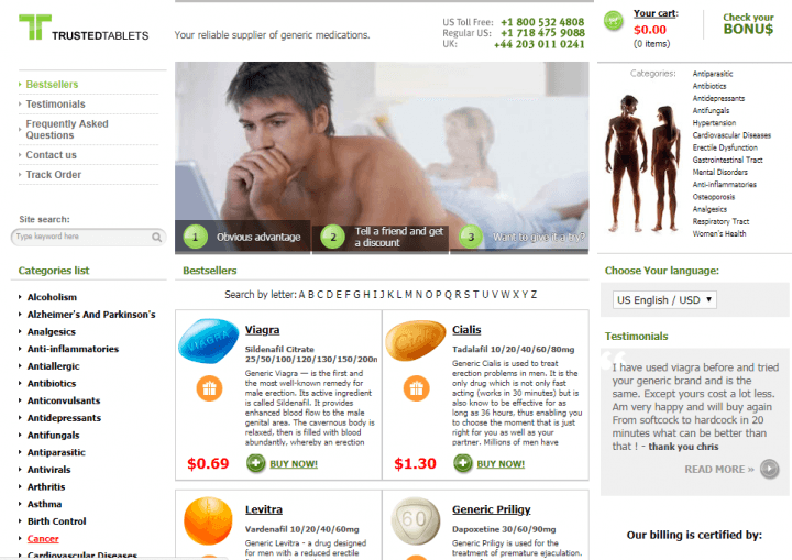Cheap Meds – Buy at Online Pharmacies