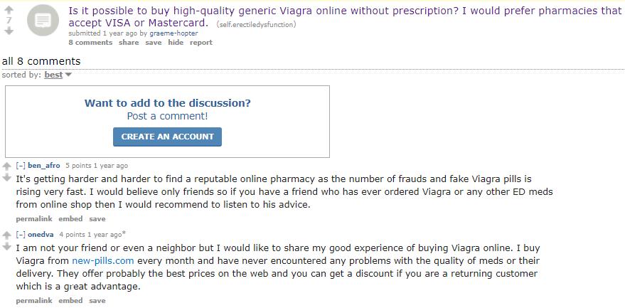 Purchasing Viagra Online Reddit