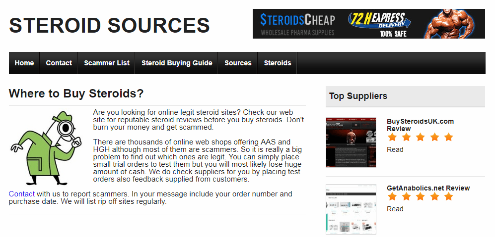 Trusted Steroid Sites: How Do You Find Legitimate Steroids