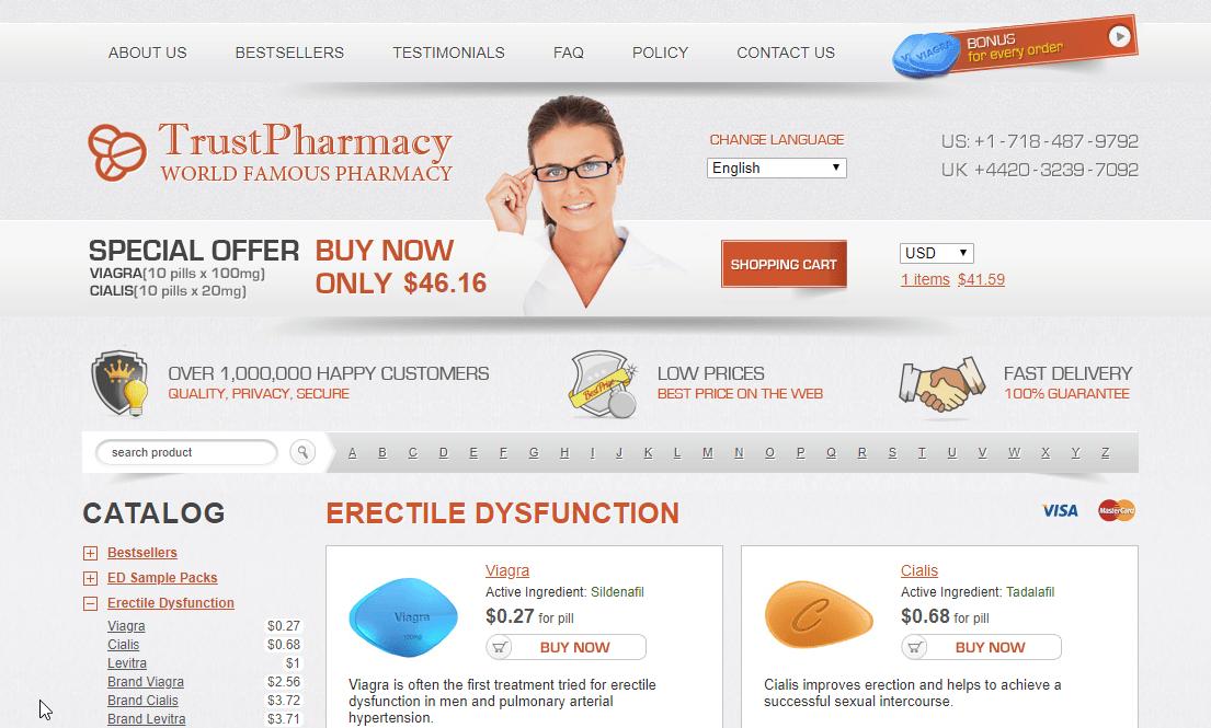 Trust Pharmacy – Best Discount Pharmacy in Canada