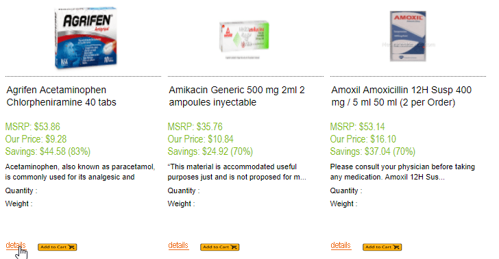 Mexican Drugstore Online Prices