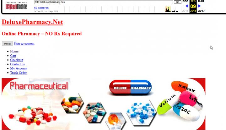 Deluxe Pharmacy