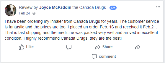 Canada Drug Pharmacy Review