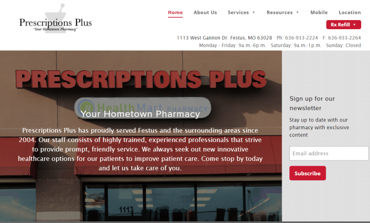 Prescriptions Plus Pharmacy